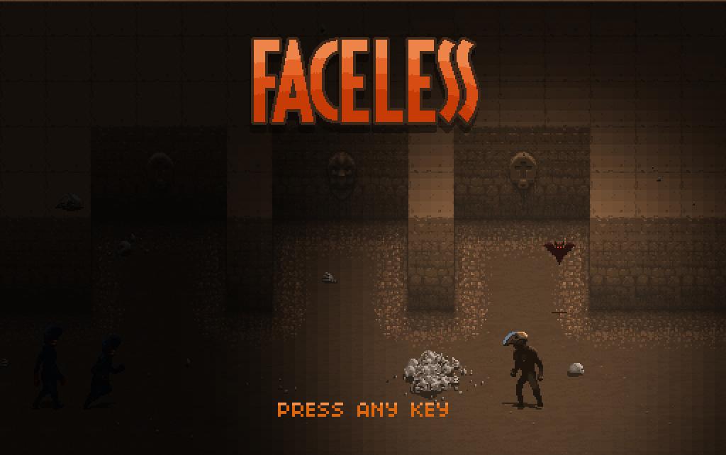 Faceless Mockup