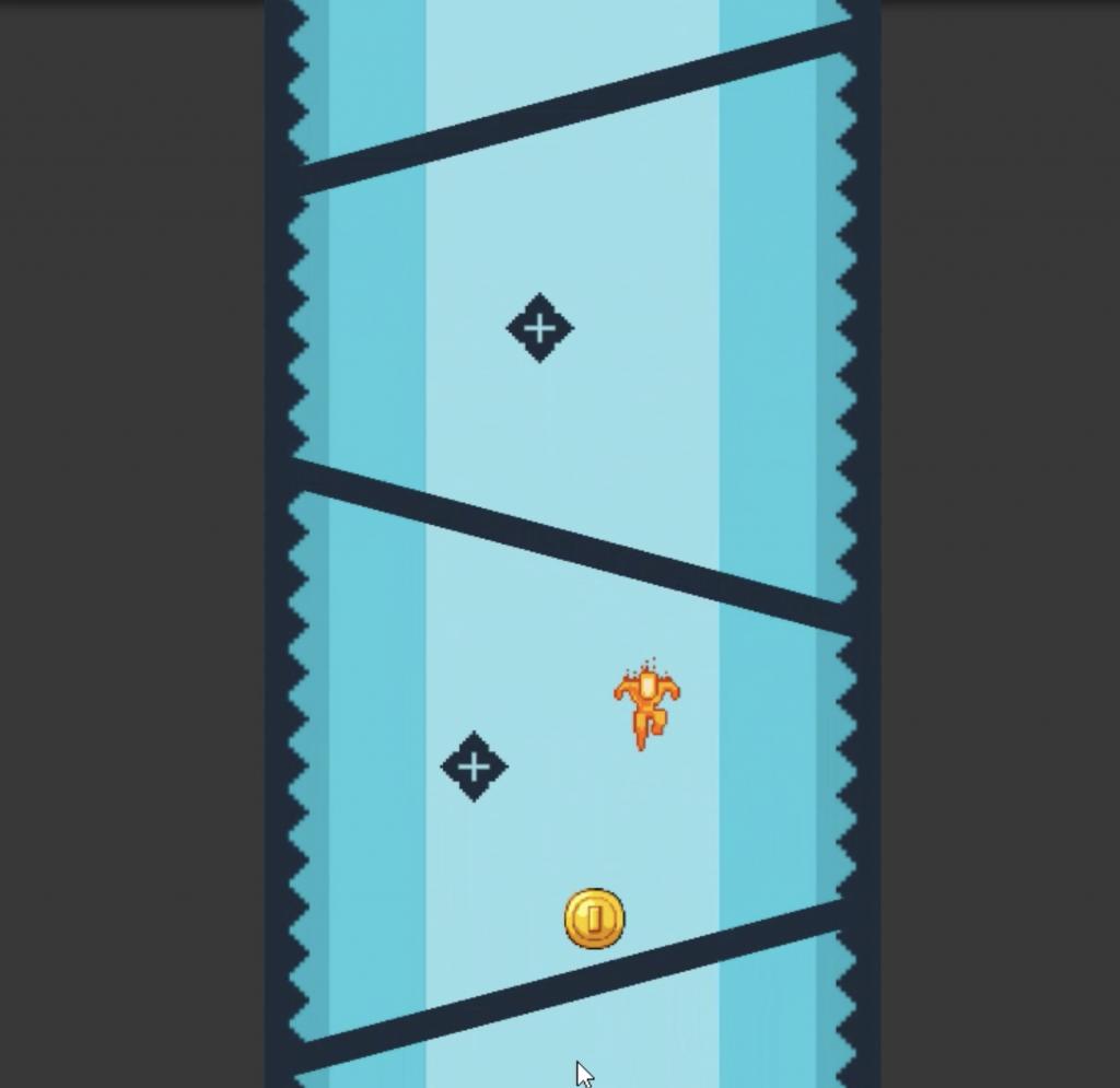 Slide Gameplay prototype